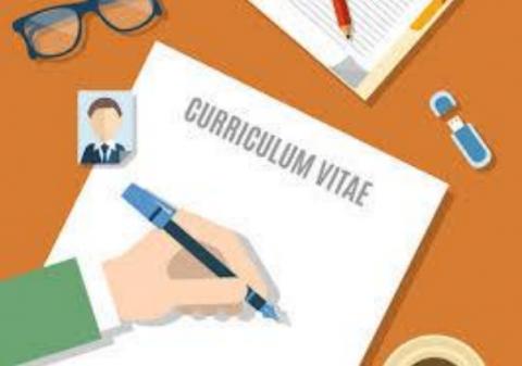 CV & Skills Workshop Image